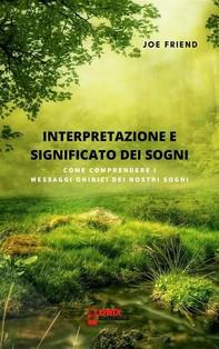 Interpretazione e significato dei sogni - Librerie.coop
