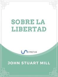 Sobre la libertad - Librerie.coop