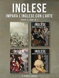 Pack 4 Libri In 1 - Inglese - Impara l'Inglese con l'Arte - Librerie.coop