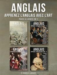 Pack 4 Livres En 1 - Anglais - Apprenez l'Anglais avec l'Art - Librerie.coop