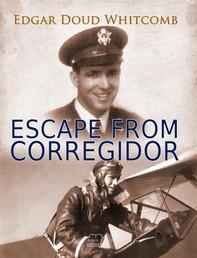 Escape From Corregidor - Librerie.coop