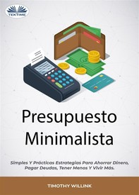 Presupuesto Minimalista - Librerie.coop