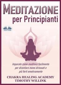 Meditazione Per Principianti - Librerie.coop
