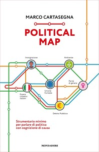Political map - Librerie.coop