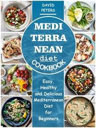 Mediterranean Diet Cookbook - Librerie.coop