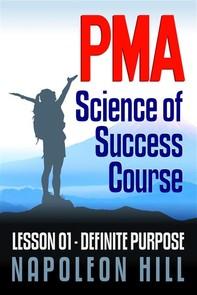 PMA SOS Lesson 01-Definite Purpose - Librerie.coop