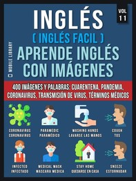 Inglés (Inglés Facil) Aprende Inglés con Imágenes  (Vol 11) - Librerie.coop