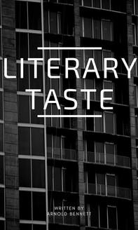 Literary Taste - Librerie.coop