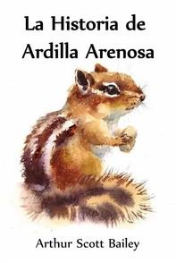 La Historia de Ardilla Arenosa (Translated) - Librerie.coop