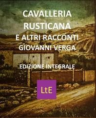 Cavalleria rusticana e Altri racconti - Librerie.coop