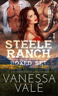 Steele Ranch Complete Boxed Set: Books 1 - 5 - Librerie.coop