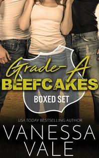 Grade-A Beefcakes Complete Boxed Set: Books 1 - 5 - Librerie.coop
