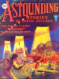 Astounding Stories of Super-Science - Librerie.coop