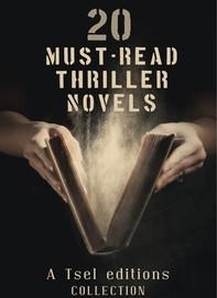20 Must-Read Thriller Novels - Librerie.coop