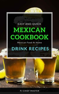 Mexican Cookbook Drink Recipes - Librerie.coop