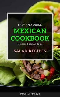 Mexican Cookbook Salad Recipes - Librerie.coop