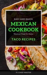 Mexican Cookbook Taco Recipes - Librerie.coop