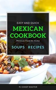 Mexican Cookbook Soups Recipes  - Librerie.coop