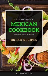 Mexican Cookbook Bread Recipes - Librerie.coop