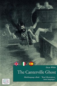 The Canterville Ghost (English + Spanish + Italian Interactive Version) - Librerie.coop