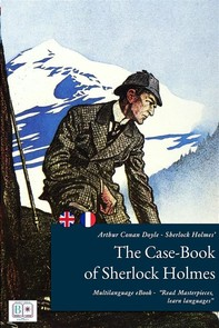 The Case-Book of Sherlock Holmes (English + French Interactive Version) - Librerie.coop
