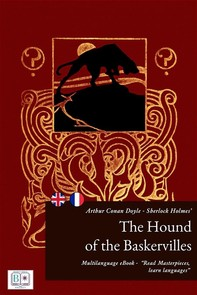Sherlock Holmes' The Hound of the Baskervilles (English + French Interactive Version) - Librerie.coop