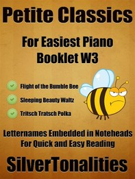 Petite Classics for Easiest Piano Booklet W3 - Librerie.coop