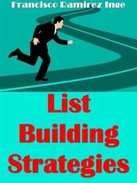 List Building Strategies - Librerie.coop