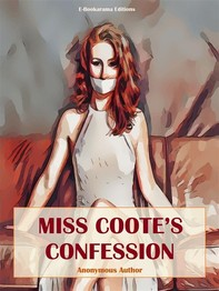 Miss Coote's Confession - Librerie.coop