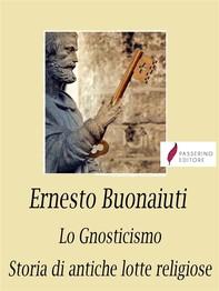 Lo Gnosticismo - Librerie.coop