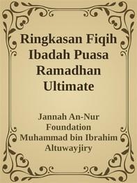 Ringkasan Fiqih Ibadah Puasa Ramadhan Ultimate - Librerie.coop