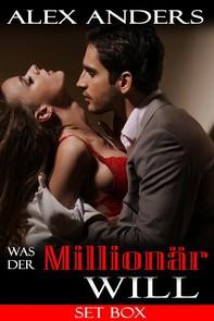 Was der Millionär will (BDSM Set Box) - Librerie.coop