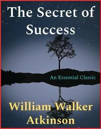 The Secret of Success - Librerie.coop