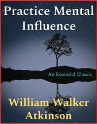 Practice Mental Influence - Librerie.coop