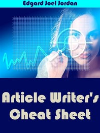 Article Writer's Cheat Sheet - Librerie.coop