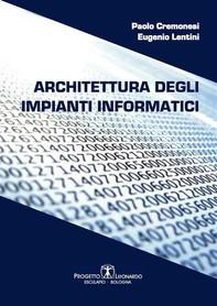 Architettura degli impianti informatici - Librerie.coop