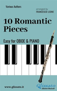 10 Romantic Pieces - Easy for Oboe and Piano - Librerie.coop