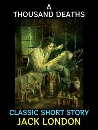 A Thousand Deaths - Librerie.coop