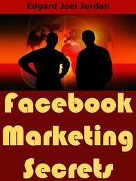 Facebook Marketing Secrets - Librerie.coop
