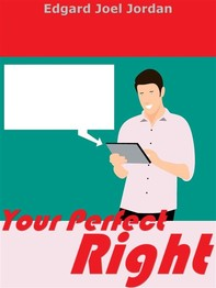 Your Perfect Right - Librerie.coop