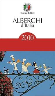 Alberghi d'Italia 2010 - copertina