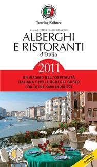 Alberghi e ristoranti d'Italia 2011 - copertina