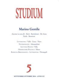 Studium - Marino Gentile - Librerie.coop