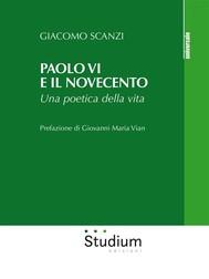 Paolo VI e il Novecento - copertina