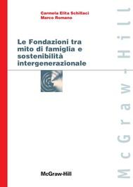 Le Fondazioni tra mito di famiglia e sostenibilità intergenerazionale. - copertina
