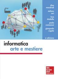 Informatica: arte e mestiere 4/ed - copertina