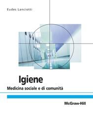 Igiene - Medicina sociale e di comunità - copertina
