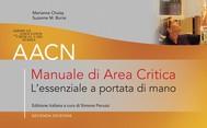 AACN - Manuale di Area Critica. L'essenziale a portata di mano 2/ed - copertina