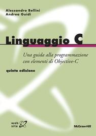 Linguaggio C 5/ed - copertina