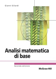 Analisi matematica di base 2/ed - copertina